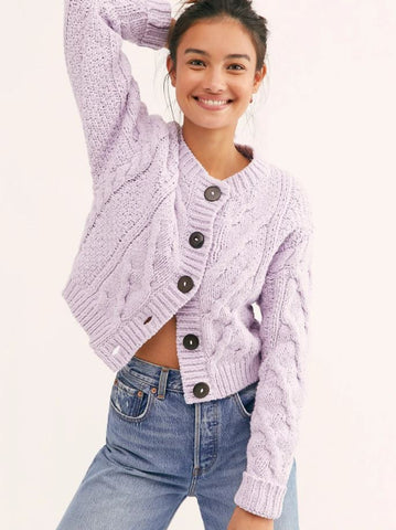 Free People Bonfire Cardigan Sz: XS