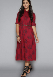 Bombay Paisley Dress Sz: XS