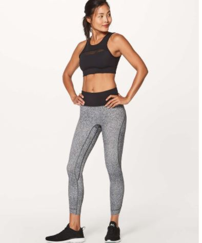 Lululemon Run The Day Bra Sz: 8