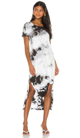 Michael Lauren Tie Dye T-Shirt Dress Sz: M