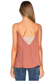 Free People Deep V Camisole Sz. M