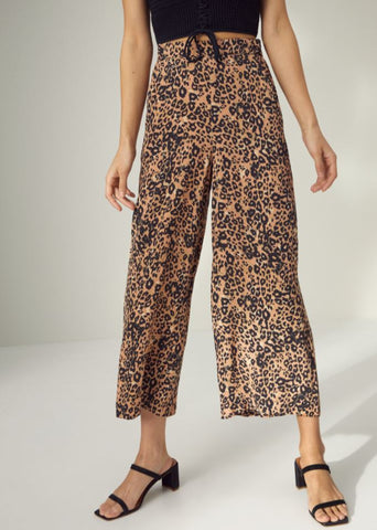Wilfred Faun Pant Leopard Sz: M