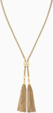 Stella & Dot Adjustable Necklace