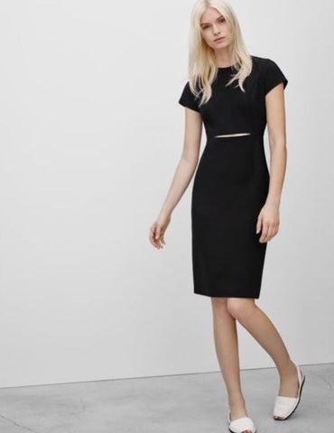 Babaton 'Prosper' Cutout Dress Sz: 4