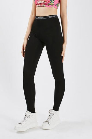 Topshop Branded Leggings Sz: 4