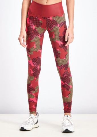 Adidas Printed Leggings Sz: M