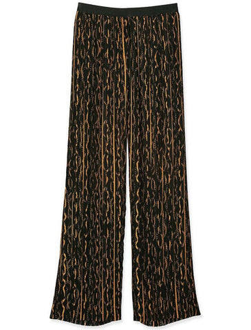 Country Road Pleated Chain Design Pants Sz: 4