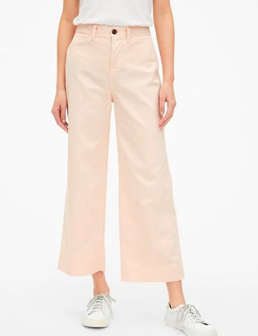 Gap Wide Leg High Rise Pants Sz. 4