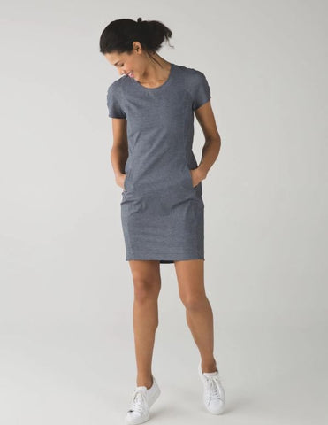Lululemon Go Endeavor Dress Sz: 4