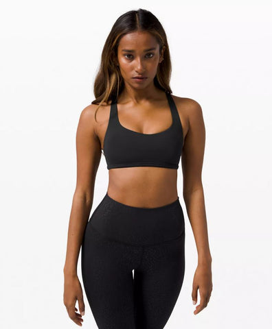 Lululemon Free To Be Bra Sz: M/L