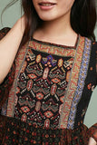 Anthropologie Akemi + Kin Embroidered Tunic Sz: XS