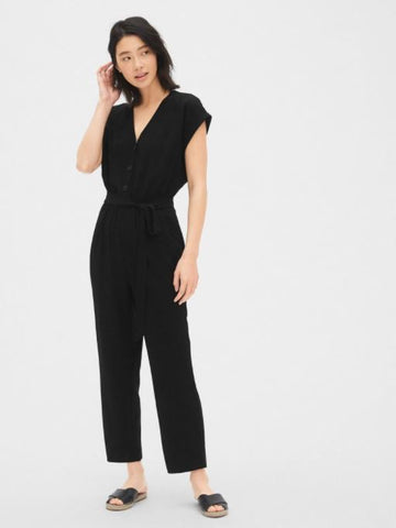 Gap Short Sleeve Jumpsuit Sz. M
