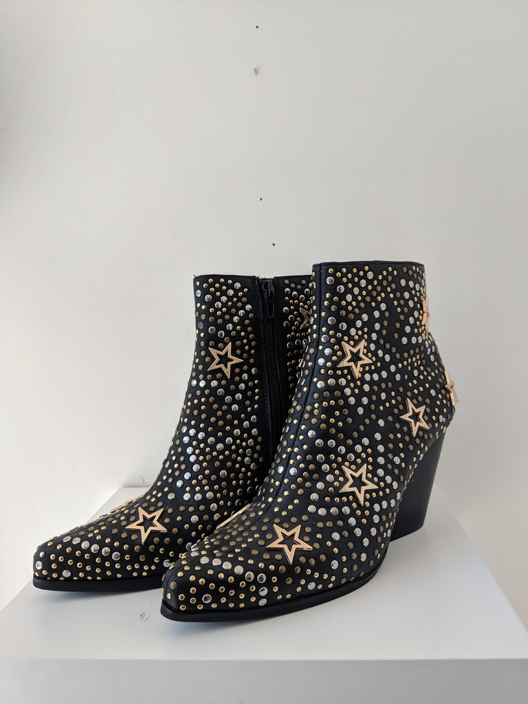 Jeffrey Campbell/Free People boots Sz:7.5