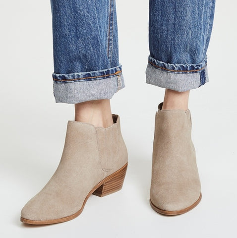 Joie Barlow Ankle Booties Sz: 41