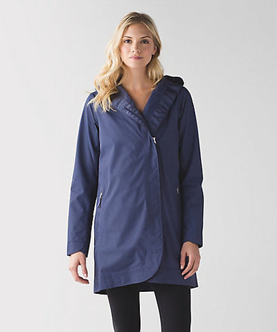 Savasana Waterproof Jacket II Sz. 4