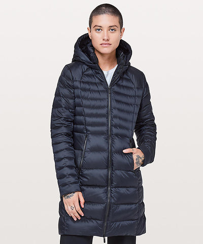 Lululemon Brave the Cold Jacket Sz:4