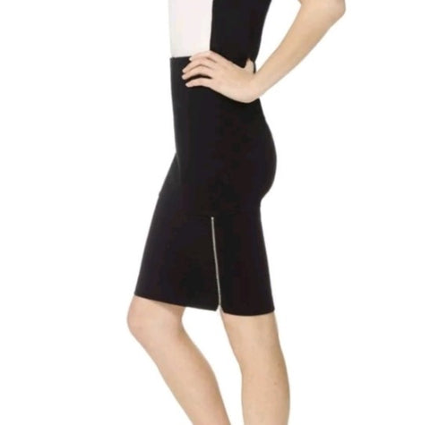 Wilfred Black Campagne Pencil Skirt Sz: 2