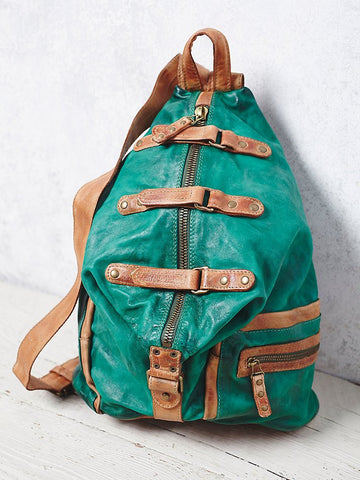 AS.98 Beaufort Distressed Backpack