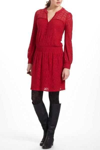 Anthropologie Leifnotes Dress Sz: M NWT!