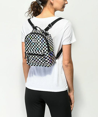 Vans Sunny Daze Irridescent Mini Backpack