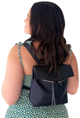 Botkier Trigger Mini Nylon Backpack