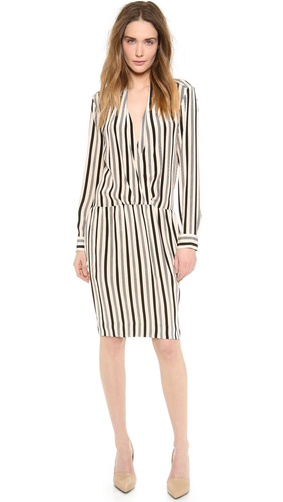 Malene Birger Ragini Striped Dress