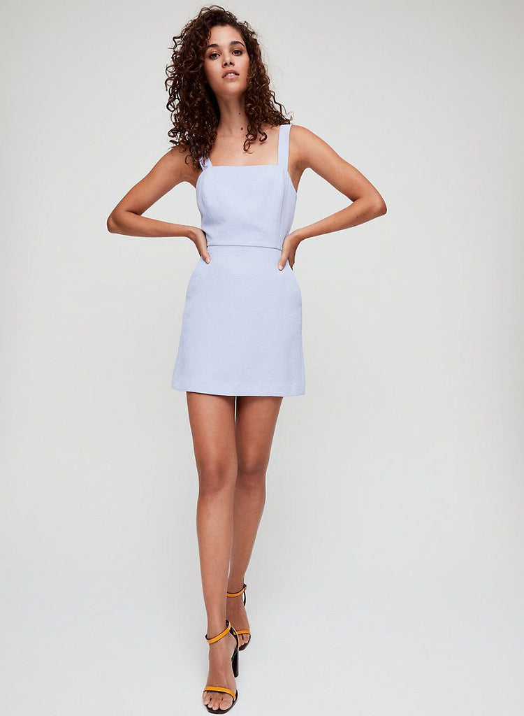 Wilfred Écoulement Mini Dress Sz: 4