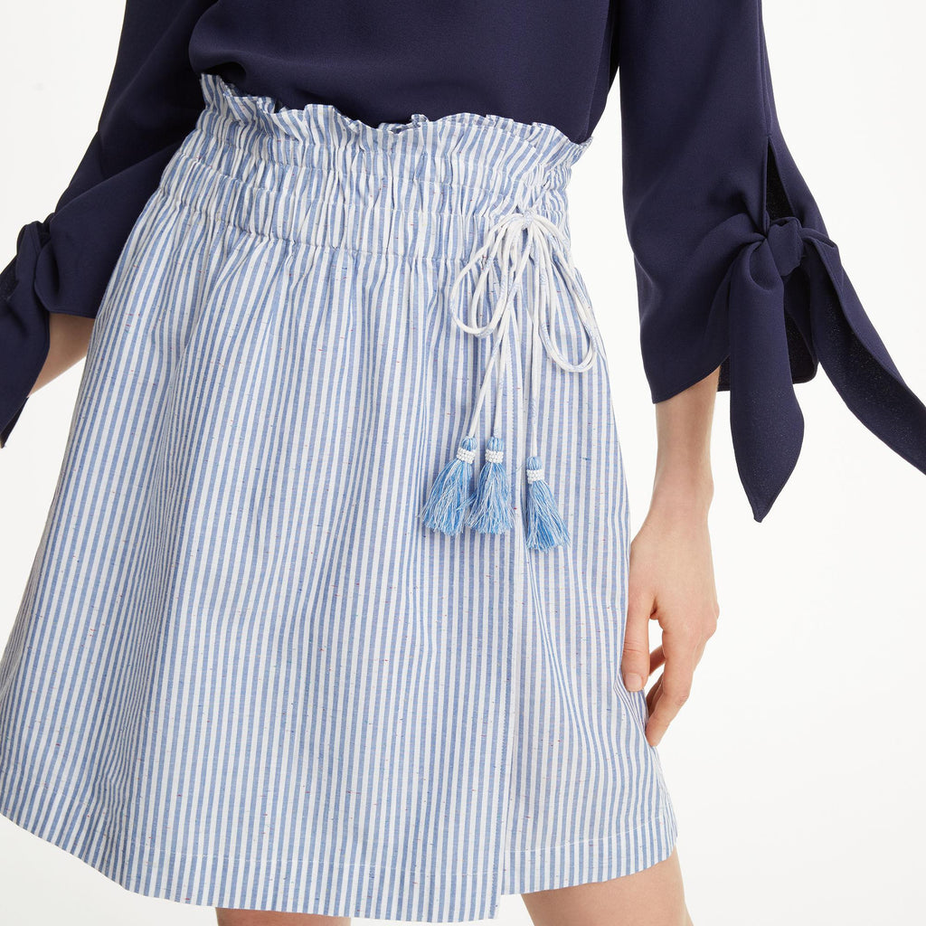 Club Monaco Wrap Skirt Sz: S
