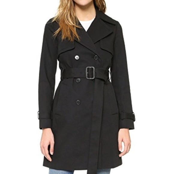 Club Monaco Trench Coat Sz: S