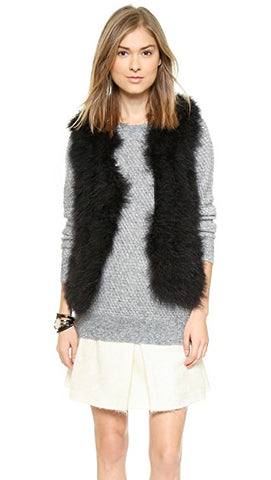 Club Monaco Violet Feather Vest Sz:M
