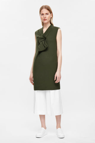 COS Sleeveless Bow Dress NWT Sz: 6 (36 EUR)