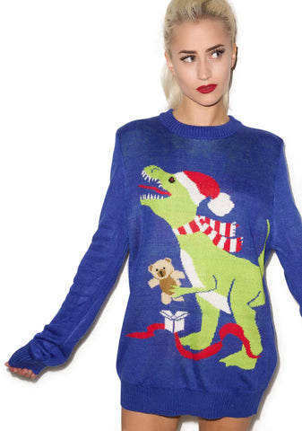 Tipsy Elves Christmas Sweater Sz: L