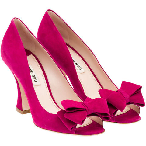 Miu Miu Peep Toe shoes 40
