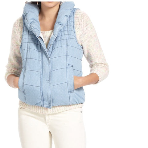 Daughters of the Liberation Puffer Vest Sz: L