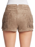 BCBG Westen Sueded Shorts Sz:Xs
