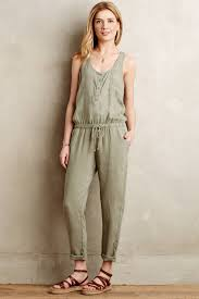 Cloth & Stone Drawstring Jumpsuit Sz. XS