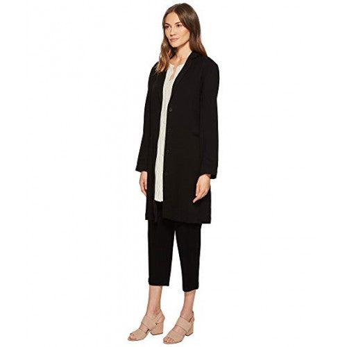 Eileen Fisher Notch Collar Jacket NWT Sz: S