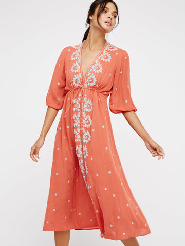 Free People Fable Dress Sz. M