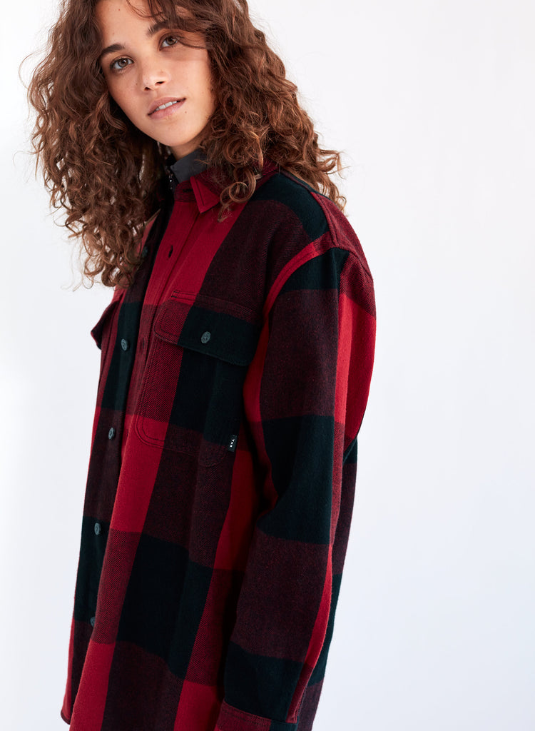 TNA Heavy Flannel Sz: Small