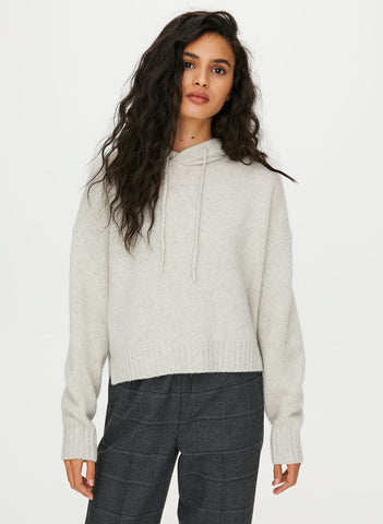 The Group by Babaton Luxe Cashmere Hoodie Sz: S