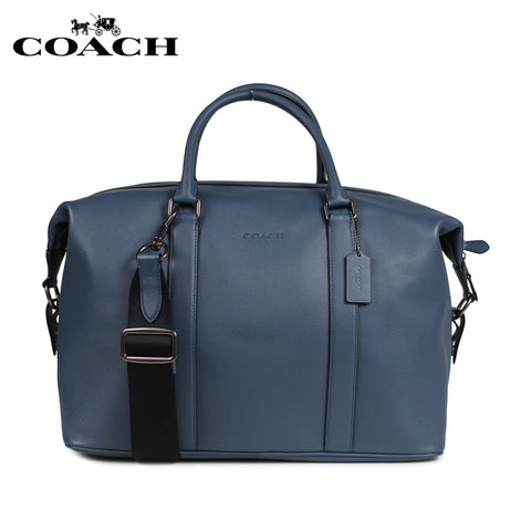 NWT Coach Voyager Leather Duffel Bag