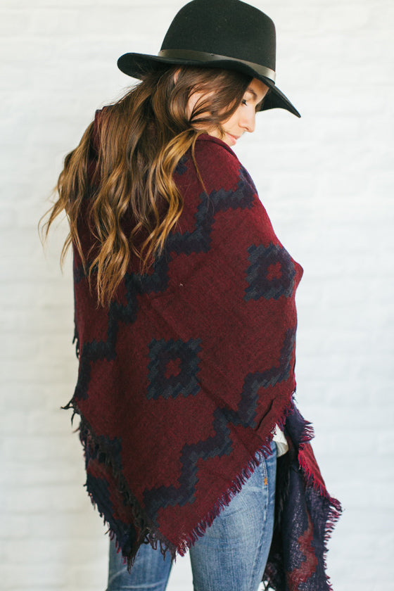 Wilfred Blanket Scarf