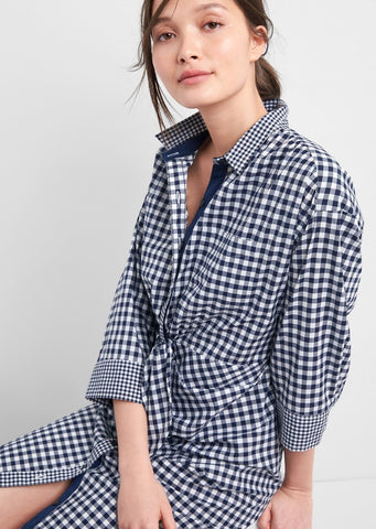 Gap Plaid Dress Sz. M (NEW)