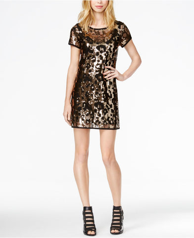 BCBG Sequin Dress Sz M