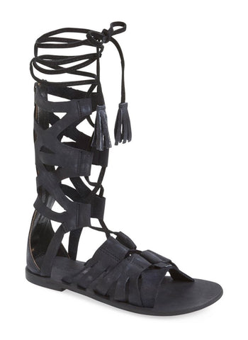 Free People Mesa Verde Gladiator Sandals  Sz 39