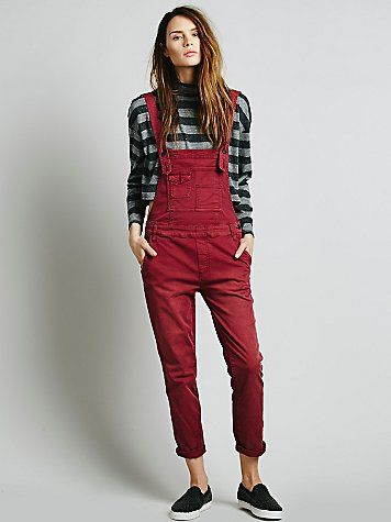 Free People Overalls Sz:25