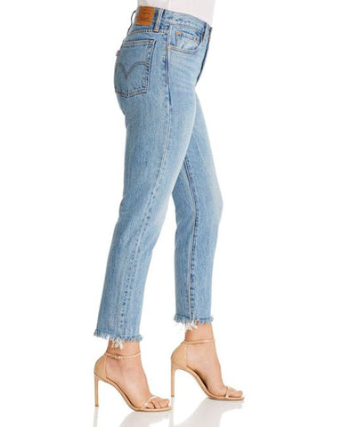Levi's NEW! Wedgie Raw Hem Jeans Sz: 25