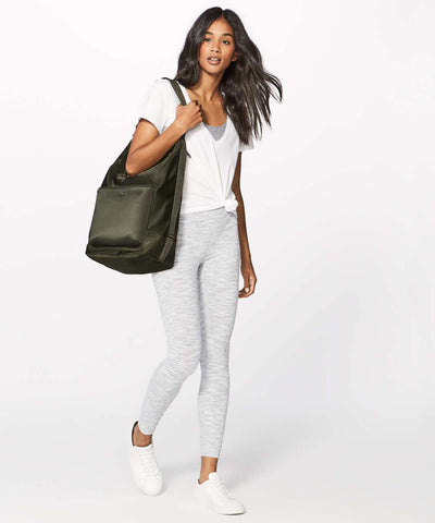 Lululemon All Set Hobo Bag