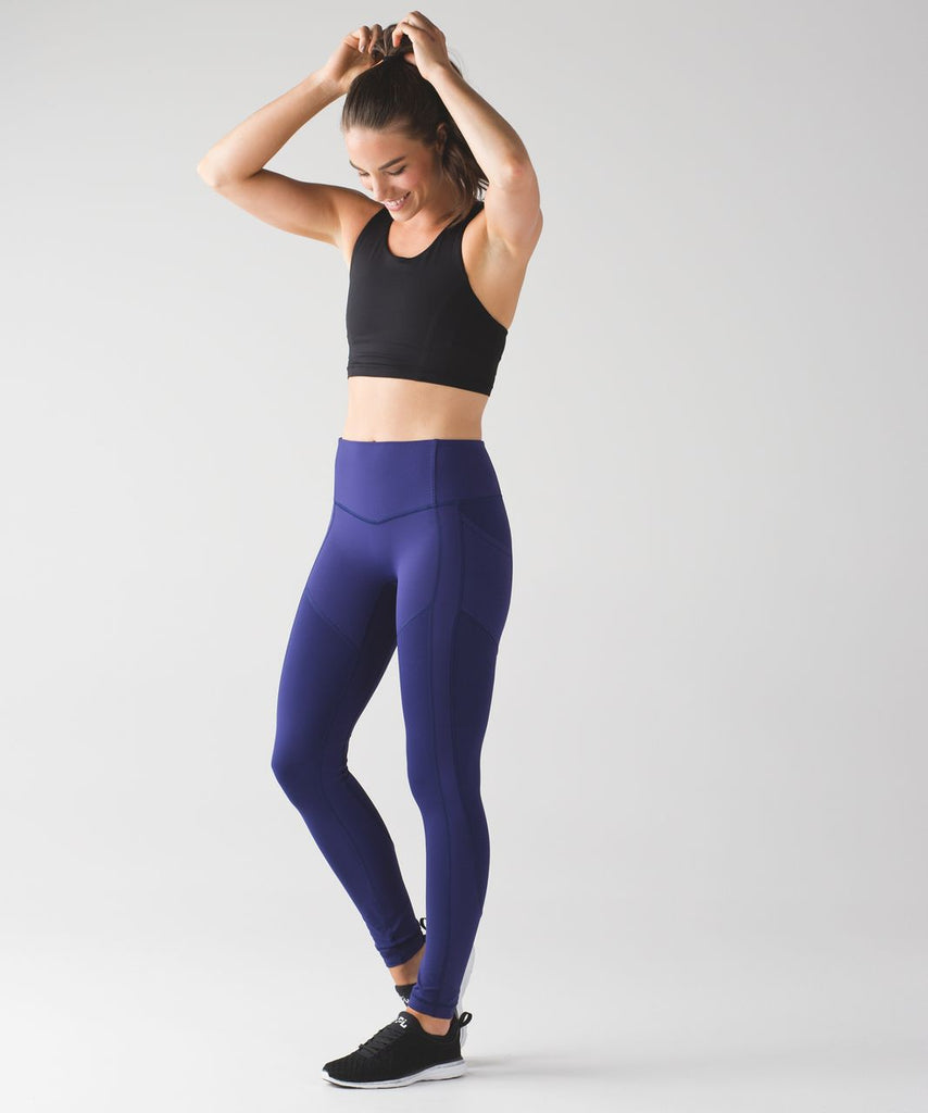 Lululemon All The Right Places Leggings Sz 4