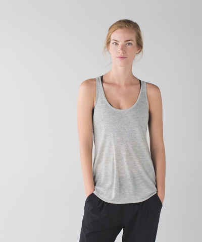 Lululemon Daya Knit Top Sz: 8